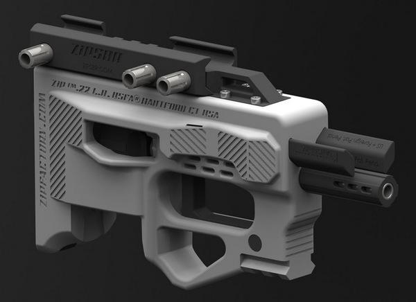 Дизайн военных гаджетов: оружие