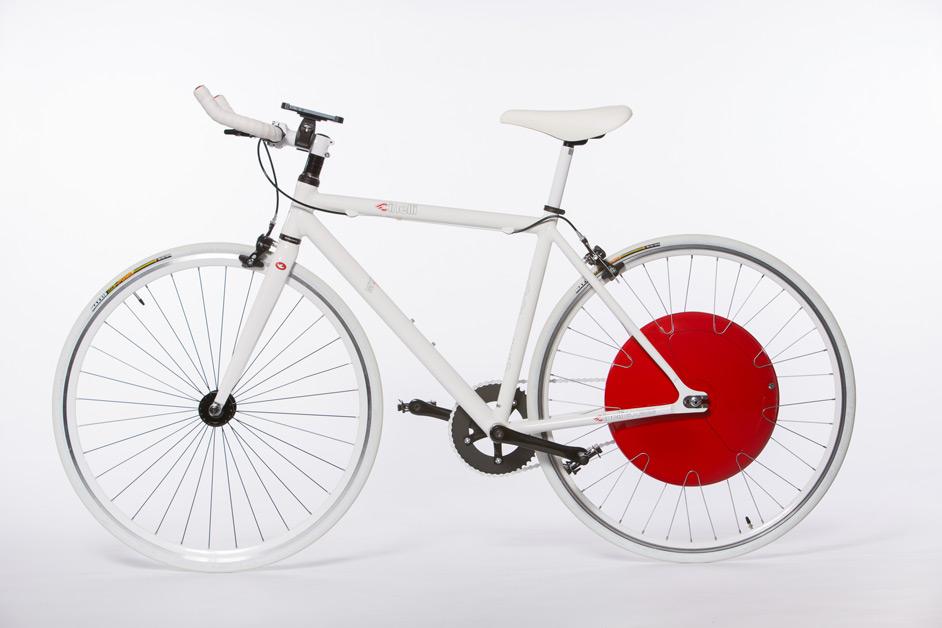 Велосипед, который крутит педали для вас