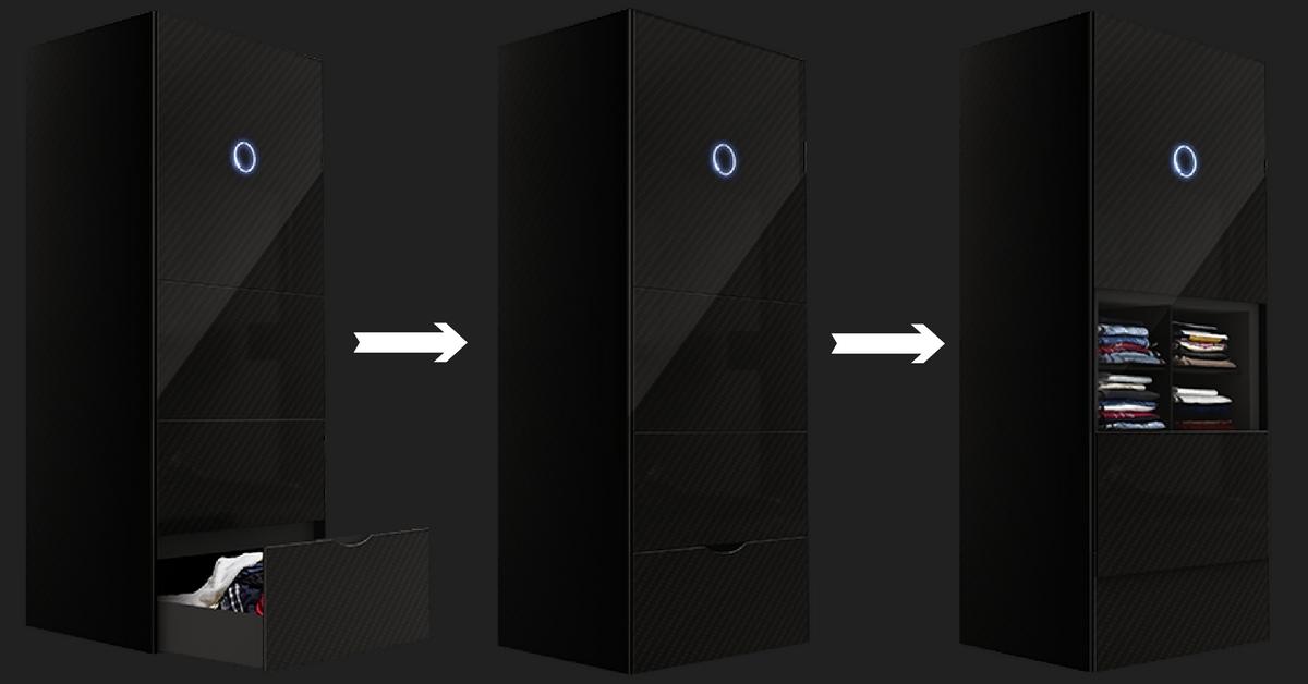 Робот-шкаф